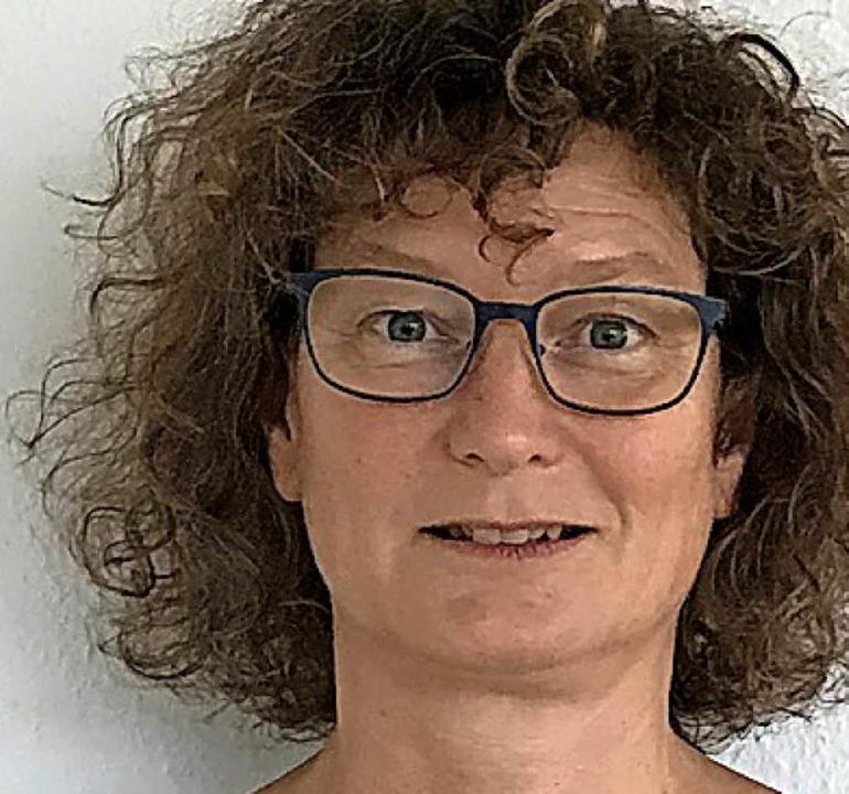 Dr. Erika Höcker    Foto: privat