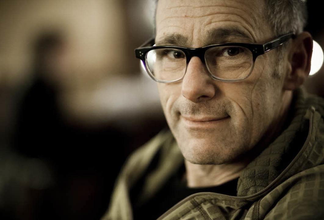 Regisseur Dani Levy hat viele Ideen fü...tück an anderer Stelle mitentschieden.  | Foto:  Michael Hauri