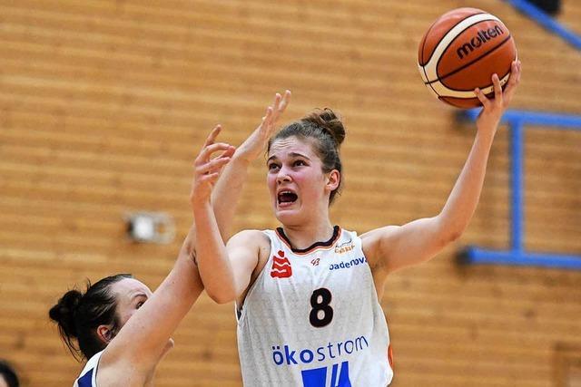 Freiburgs USC-Basketballerinnen siegen mühevoll und bleiben Tabellenführer