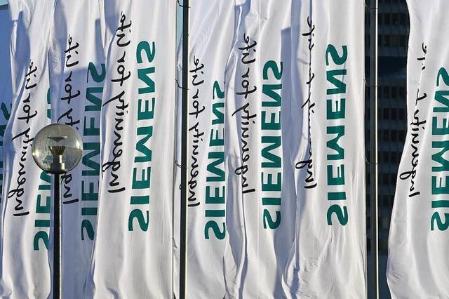 Siemens-Chef rückt weiter von Schließung des Werkes Görlitz ab