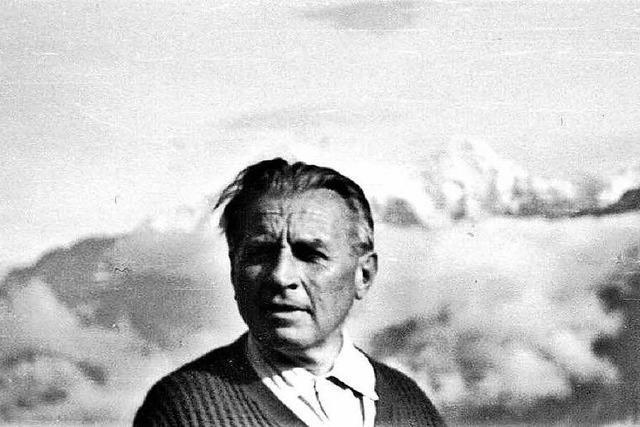 Komponist Josef Schelb setzte auf die badische Lösung