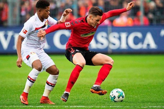 Sieben gelbe Karten gegen Leverkusen: Die SC-Spieler in der Einzelkritik