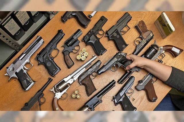 Nur teilweise Abrüstung