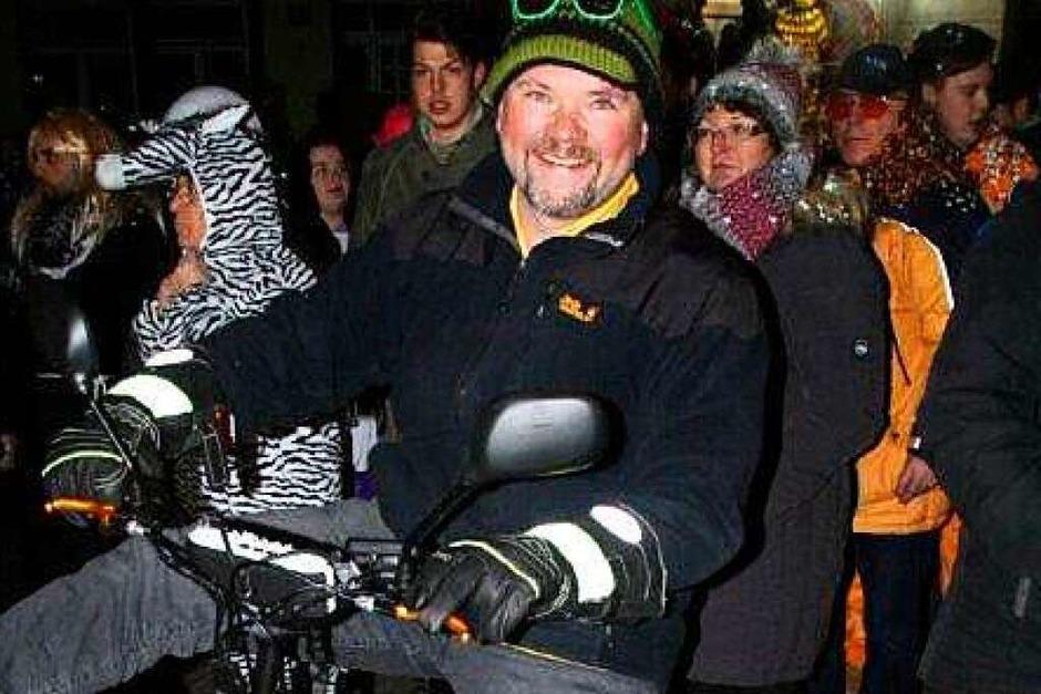 Das 44-jährige Bestehen feierte die Chrutschlämpe-Zunft aus Rüßwihl.