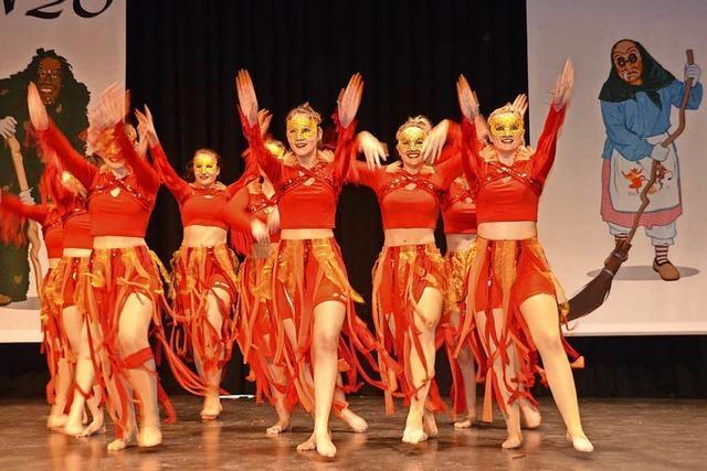 Zunftsitzung in Oberhausen: Tänze, Sketche und jede Menge Spaß