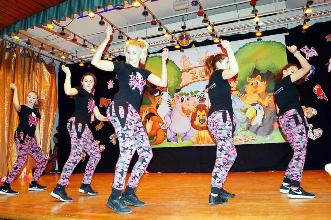 Hip-Hop-Show-Dance mit den Law Breakers  | Foto: Silke Hartenstein