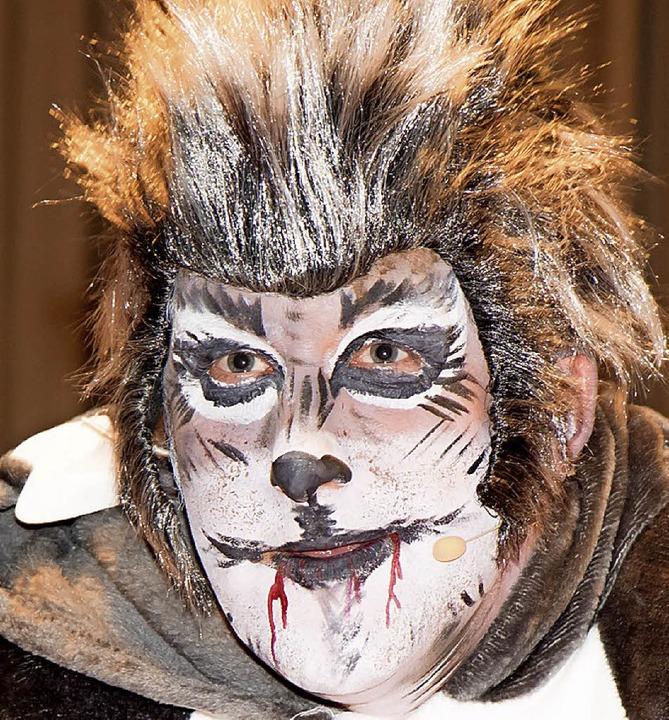 Der Wolf von Schluchsee  | Foto: Wilfried Dieckmann