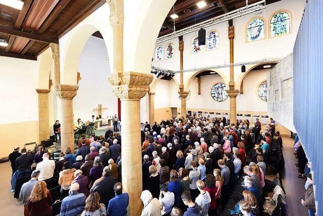 Runderneuerung nach 111 Jahren: der Paulussaal in Freiburg