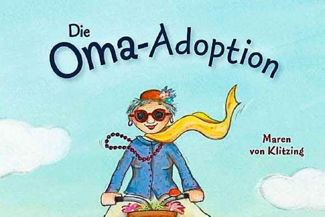 Oma gesucht: Die Oma-Adoption