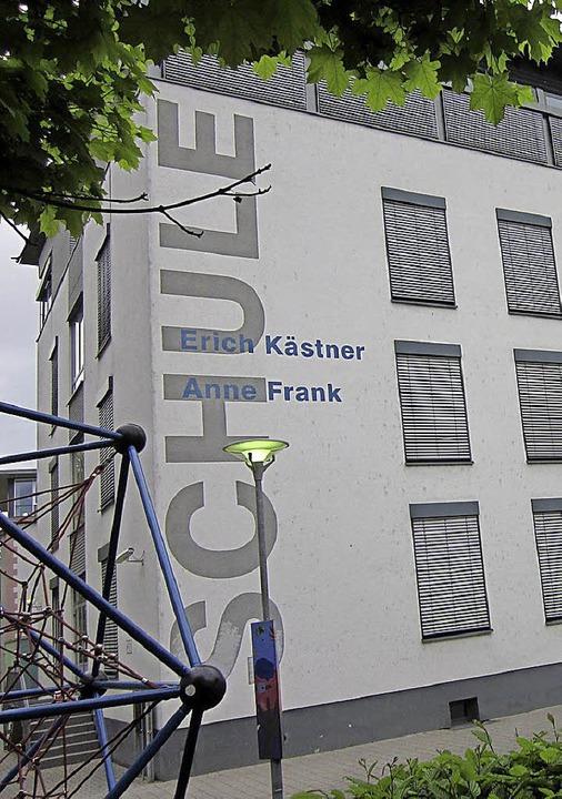 In der Oststadtschule herrscht Platzmangel.   | Foto: Archivfoto: sie