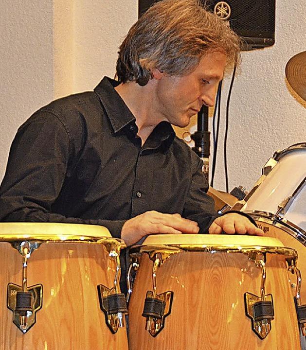 Peter Müller ist Vakanz-Vertreter von Bernward Braun in Steinen.   | Foto: gabriele rasenberger