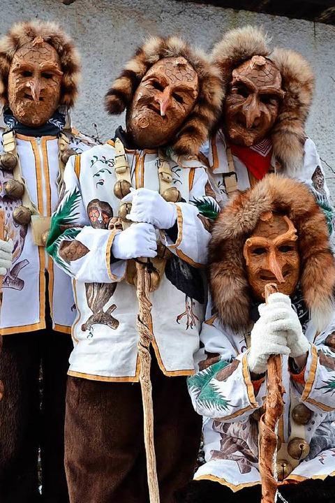 Der Wurzelbrudernachwuchs aus Friedenweiler    Foto: Liane Schilling