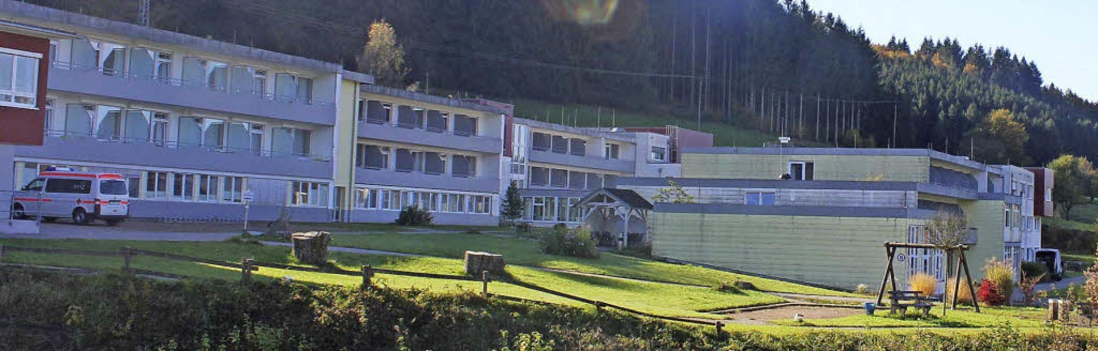 Die BDH-Klinik in Elzach ist mittlerwe...entrum für die neurologische Medizin.   | Foto: Fackler