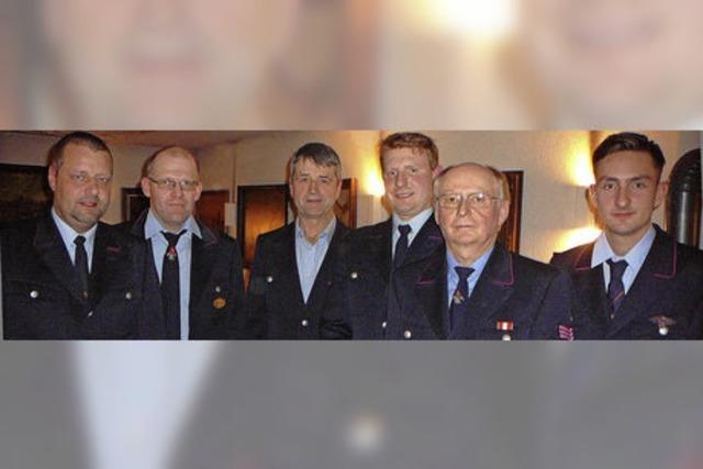 Andreas Schailin ist nun stellvertretender Kommandant
