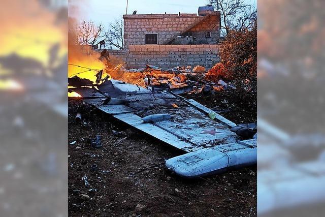 In Syrien erleiden Russland und Türkei Verluste