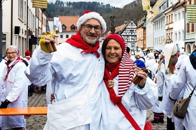 Fotos: Närrische Heimattage in Waldkirch