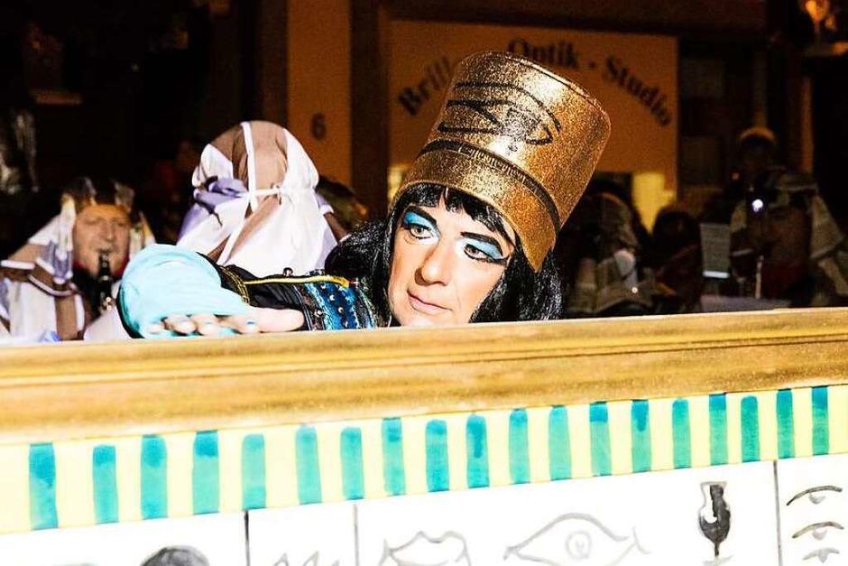 Waldkirchs faszinierende Verbindung zu den alten Ägyptern. (Foto: Gabriele Zahn)