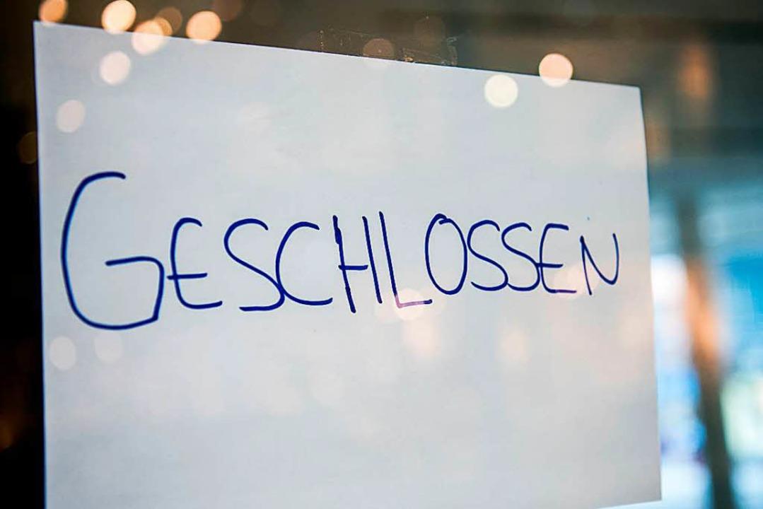 Viele Restaurants in der Region finden...eb lohnt sich nicht mehr. (Symbolbild)  | Foto: Alexander Heinl / dpa