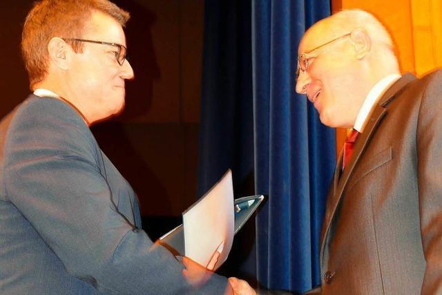 Bad Krozingen ehrt 51 Ehrenamtliche