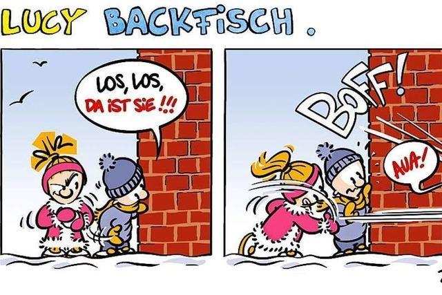 Lucy Backfisch: Schneebälle