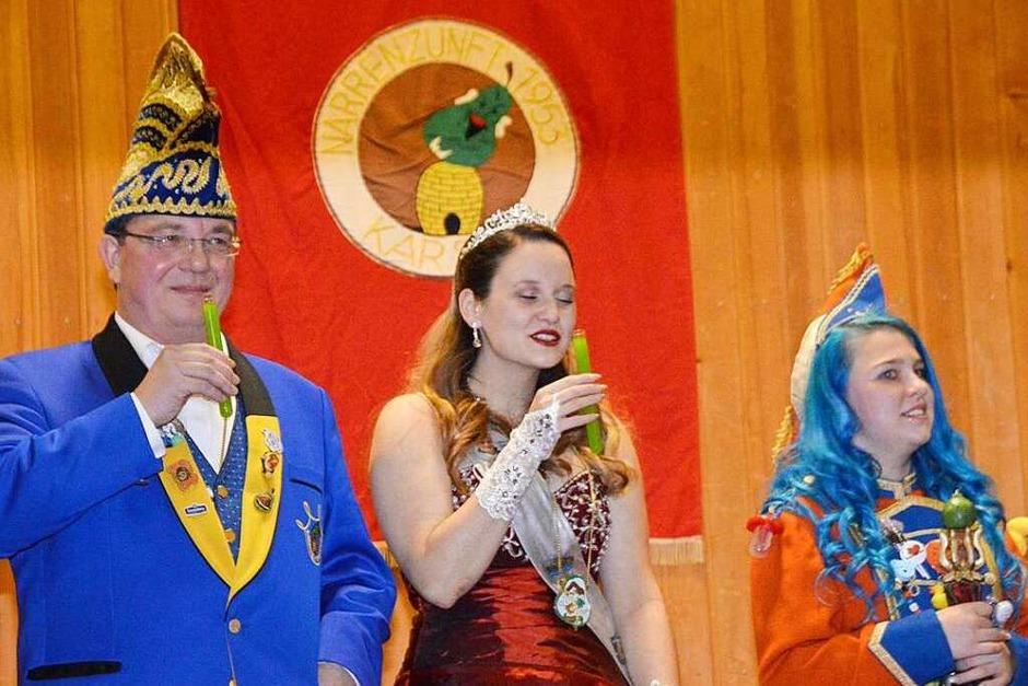 Eindrücke vom Königinnenempfang in Karsau (Foto: Horatio Gollin)