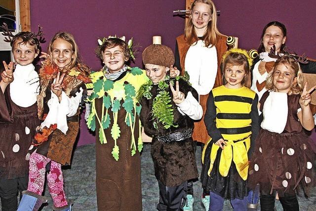 Familiengottesdienst mit Theaterspiel