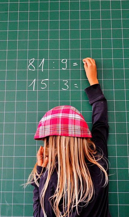Es soll kein Unterricht ausfallen.  | Foto: Frank Leonhardt