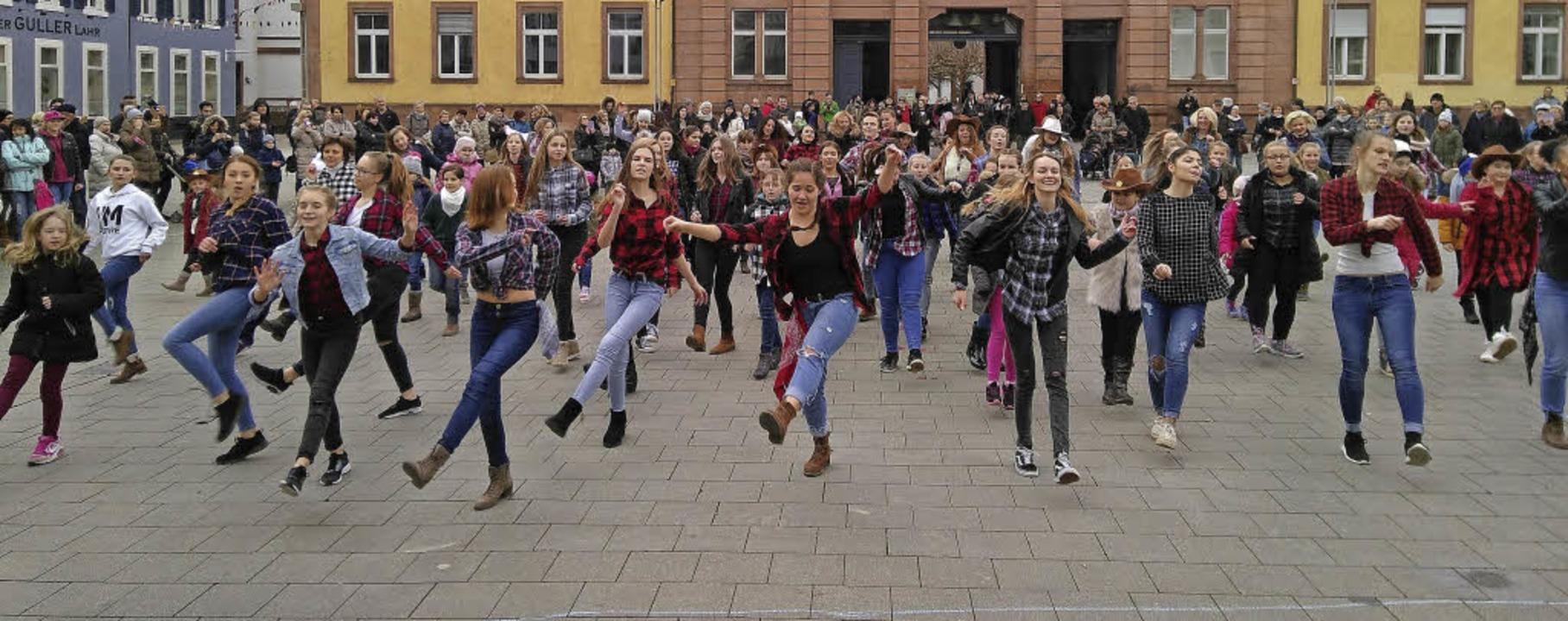 Flashmob footloose  | Foto: hannah Fedricks Zelaya