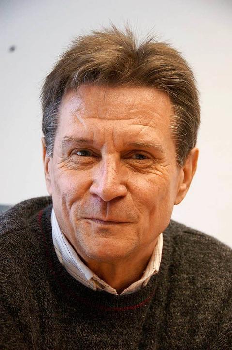Ottmar Schmidt ist im Alter von 64 Jahren gestorben (Archivbild, 2010).    Foto: Jochen Fillisch