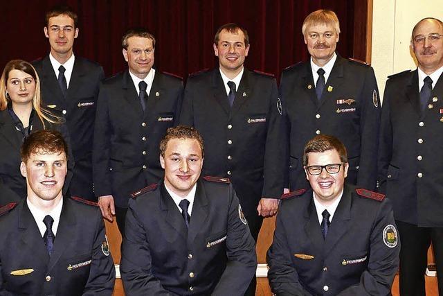 Feuerwehr Todtnau blickt neuer Drehleiter entgegen