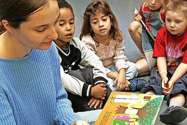 Neue Gruppe im Inklusionskindergarten