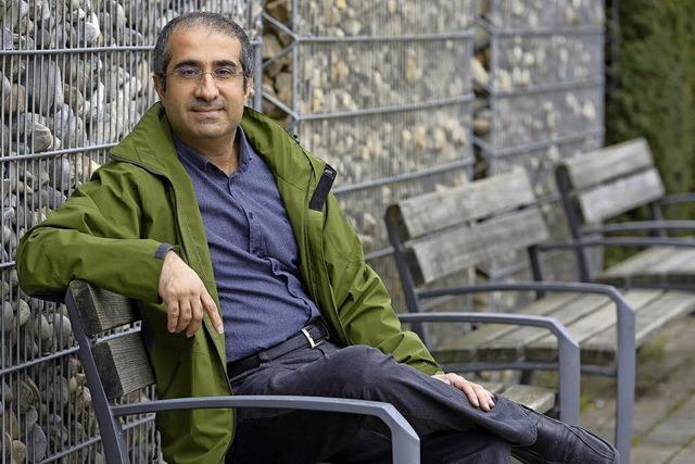 Murat Kücük lebt im Rieselfeld und hat eine bunte, interessante Biografie