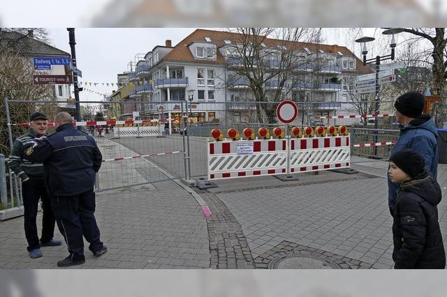 Bernhardus-Brücke einsturzgefährdet