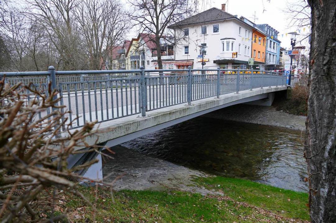 Was wird aus der Bernhardus-Brücke?  | Foto: Hans-Peter Müller