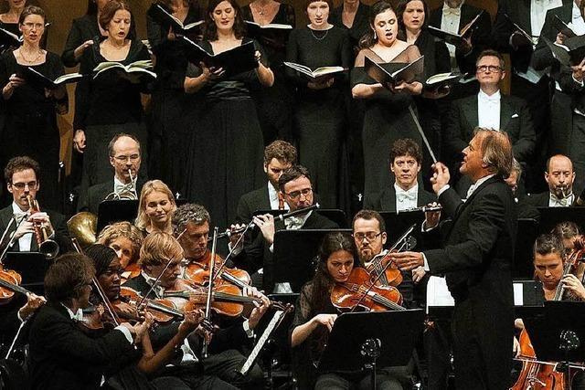 Thomas Hengelbrock dirigiert Haydns