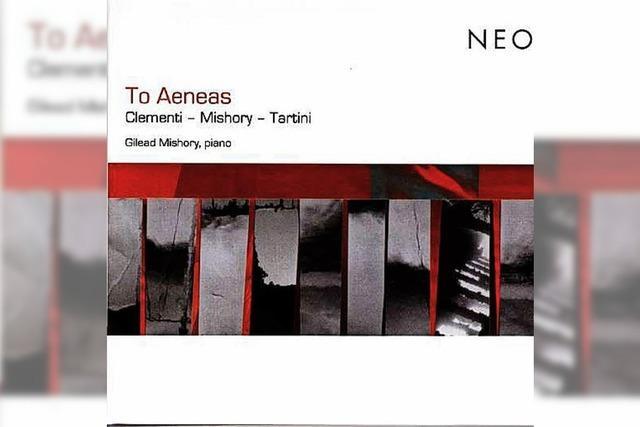 CD: KLAVIER: Hommage an Aeneas