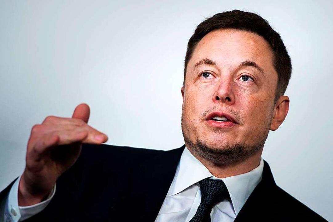 Elon Musk   | Foto: AFP