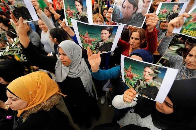 Türken bekämpfen die Kurden in Nordsyrien mit Hilfe von Dschihadisten
