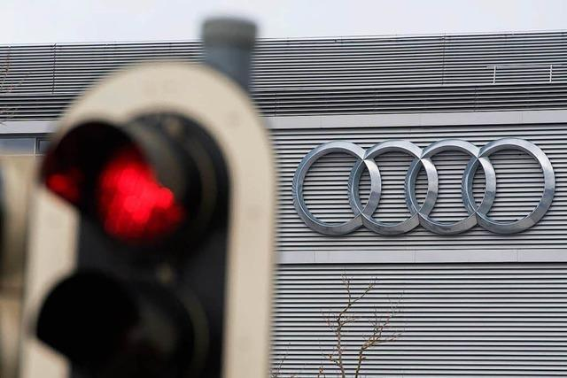 Staatsanwaltschaft durchsucht Audi-Werke in Neckarsulm und Ingolstadt