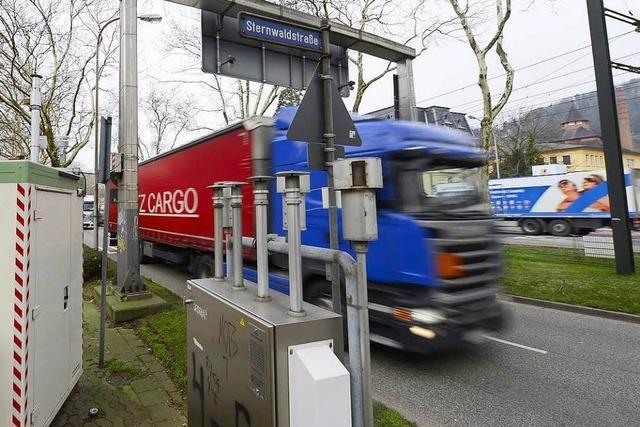 Belastung mit Stickstoffdioxid nimmt auch in Freiburg ab