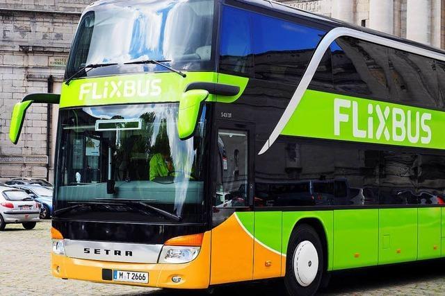 Rheinfelden wird Haltestelle für Flixbus