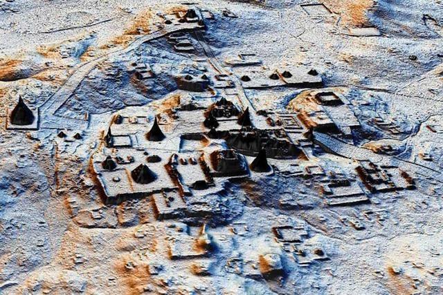 Wer sind die Maya und wo leben sie?