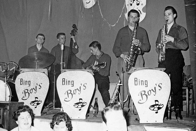 Die Bing Boys in Herbolzheim
