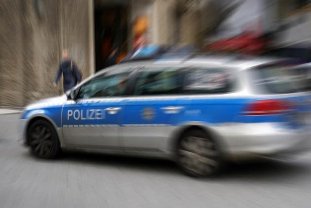 Untergetauchter Asylbewerber in Weil am Rhein an Grenze gefasst