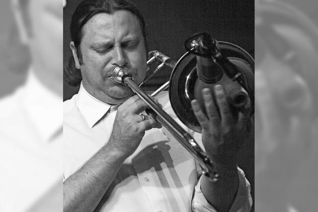 Adrian Mears Quintett im Basler Jazzclub Bird's Eye