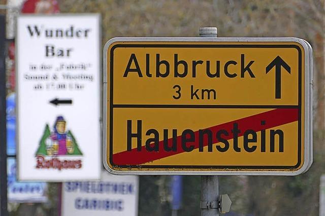 Laufenburg ist für Spital in Albbruck