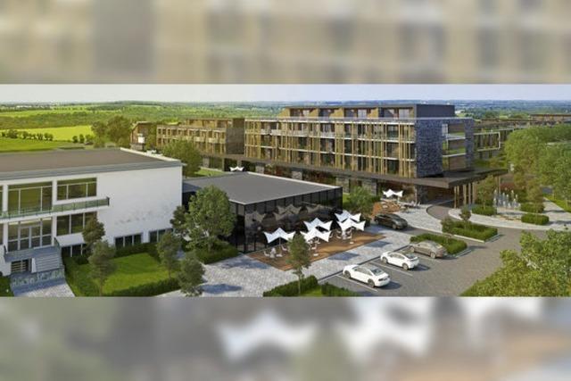Pläne für Komforthotel in Kirchzarten