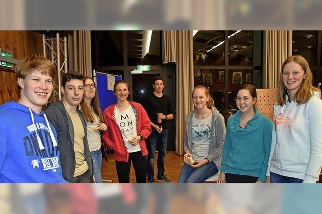 Wie war's bei ... der ersten Jugendkonferenz in Grenzach-Wyhlen?