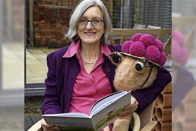 Kinderbuchautorin Ulrike Walter erzählt vom tierischen Leben im Schwarzwald