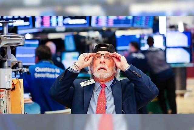 Experten sehen in der Börsenentwicklung